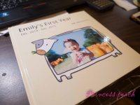 周歲照片書
