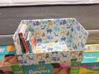 寶寶書櫃 DIY