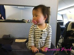 15M 茉莉搭飛機