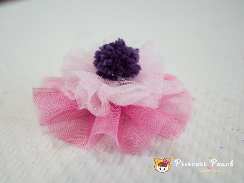 Blueberry Hair Clip