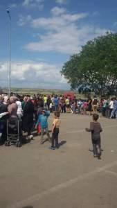 """معرض باليونان يسلط الضوء على تعامل أوروبا """"المخزي"""" مع أزمة اللاجئين"""