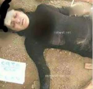 """رحاب العلاوي أحدى الحرائرالتي قضت تحت التعذيب بقلم الكاتب""""عدنان مقداد"""""""