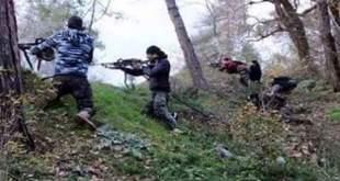 الجيش الحريفشل محاولات النظام السوري في التقدم بريف اللاذقية ويسيطر على مواقع جديدة