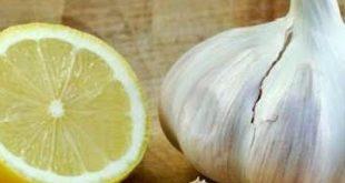 معجزة طبية: خليط الثوم و الليمون فوائده 100%