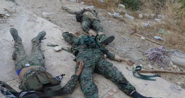 خسائر كبيرة منيت بها القوات الإيرانية والمليشيات الشيعية في حلب- أرشيف