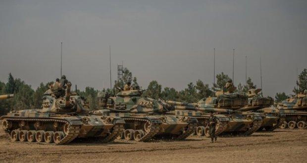 بدعم تركي.... الجيش الحر يطلق عملية عسكرية لتحرير مدينة الباب بحلب