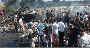 30 قتيلاً في تفجيرات طرطوس و4 في حمص