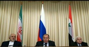 ظريف والمعلم في موسكو: مواصلة الحرب بلا هوادة
