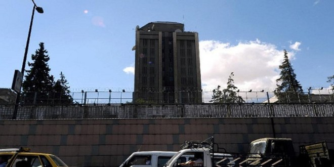 موسكو تؤكد استهداف سفارتها في دمشق بقذائف الهاون