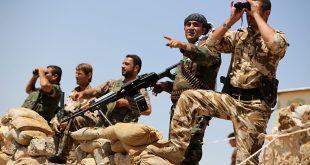 """النظام يزود """"العمال الكردستاني"""" بأطنان من الذخيرة ومناظير ليلية لمراقبة الحدود التركية"""