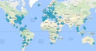 """بهذه الطريقة يمكنك معرفة كلمات سر شبكات الـ """"WI FI"""" في مطارات العالم"""