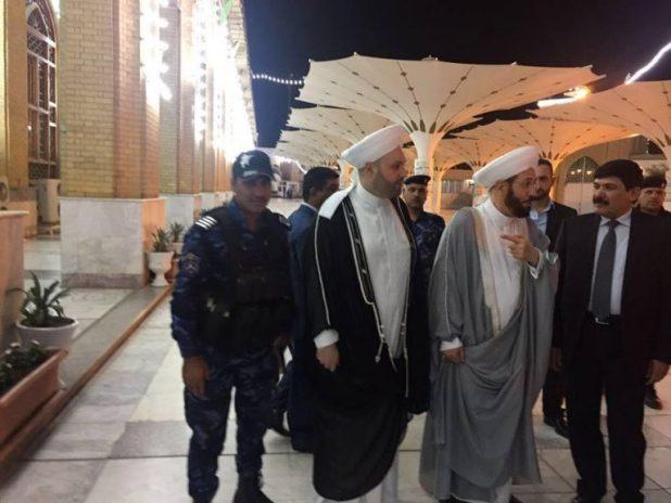 لهذه الأسباب قاطعت الزعامات السنية العراقية زيارة (الحسون)