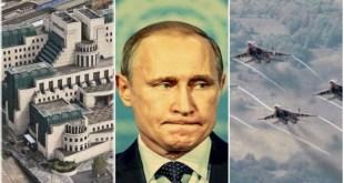 الاستخبارات البريطانية تتهم موسكو بنشر العدوانية..والكرملين ينفي ويعتبر الإتهامات مجانية