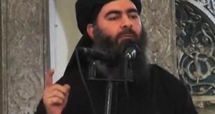 البغدادي يحرض ضد السعودية وتركيا..ومكان خطابه الحدود العراقية السورية