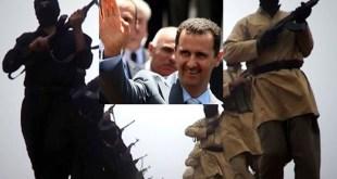 الديلي بيست: (نصف داعش يعمل مع النظام).. هذا هو دور بشار الأسد في صناعة (داعش)