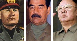 تعرف على الجانب المشرق في شخصية 16 ديكتاتوراً.. منهم صدّام والقذافي