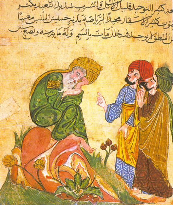 كيف تأثر الألمان بالعرب والمسلمين؟ كلماتٌ عربية في اللغة الألمانية تحكي القصة!