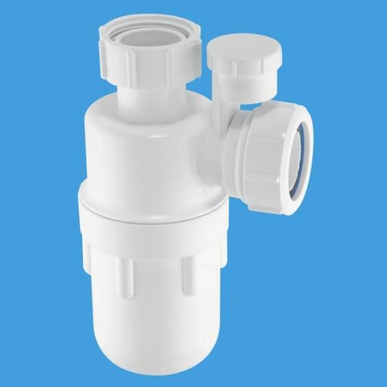 McAlpine A10V 32mm Anti Siphon Bottle Trap