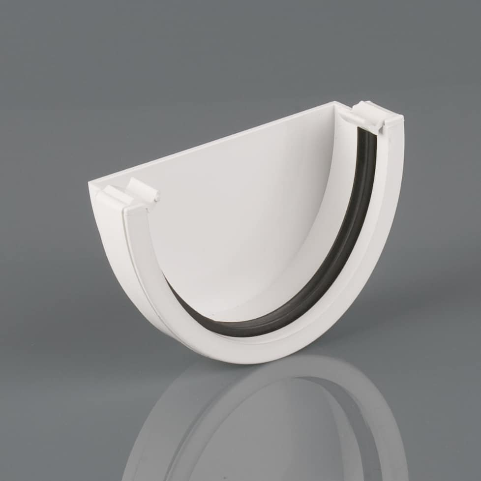 Deepstyle External Stopend White