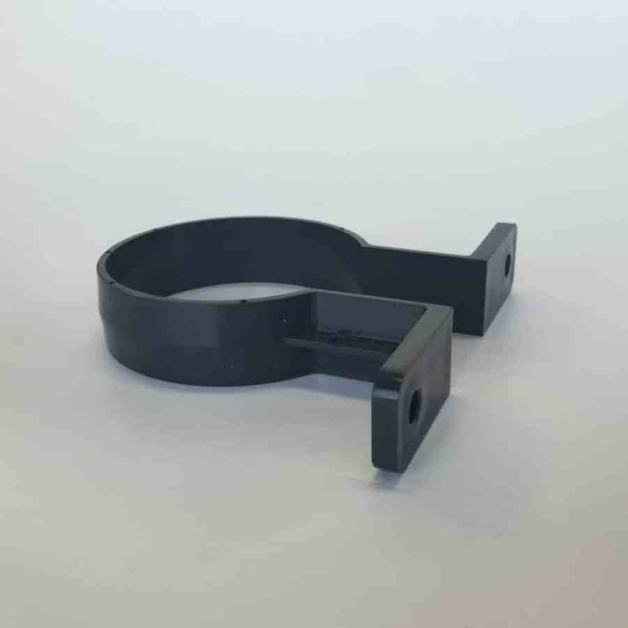 68mm Round Downpipe Clip Anthracite Grey68mm Round Downpipe Clip Anthracite Grey68mm Round Downpipe Clip Anthracite Grey