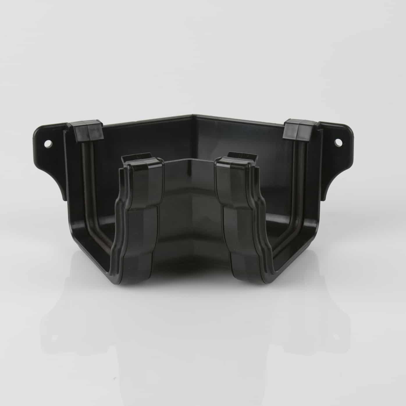 Internal 135d Angle 106mm Ogee Prostyle Black