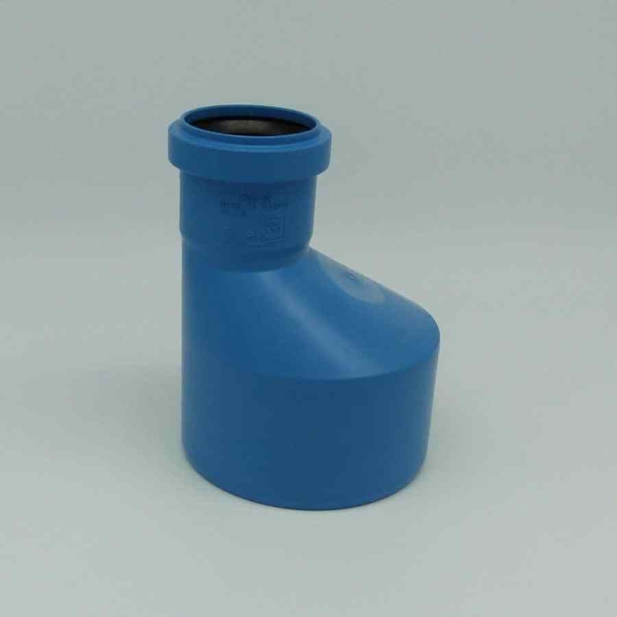 110mm Single Socket 110/50 Acoustic Reducer