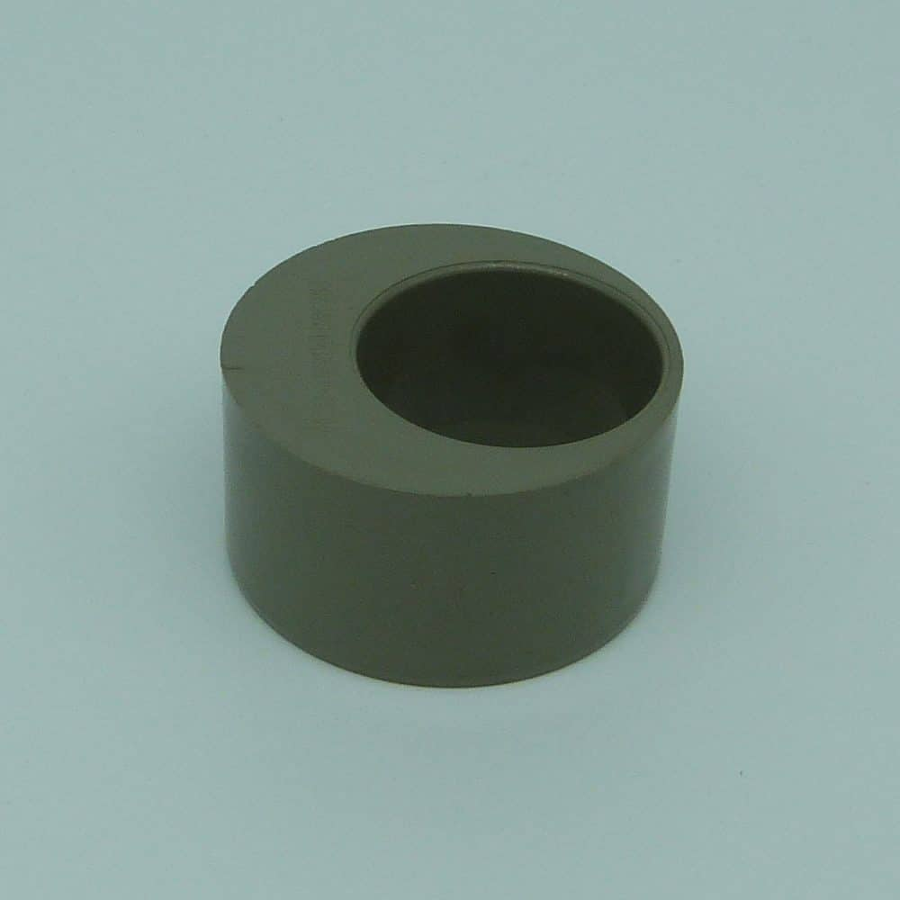 50mm - 32mm Solvent Weld Reducer Grey