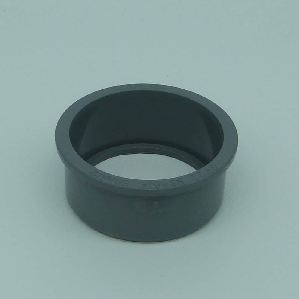 Solvent 63mm - 50mm Boss Reducer Grey