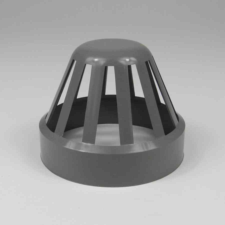110mm Vent Cowling Grey