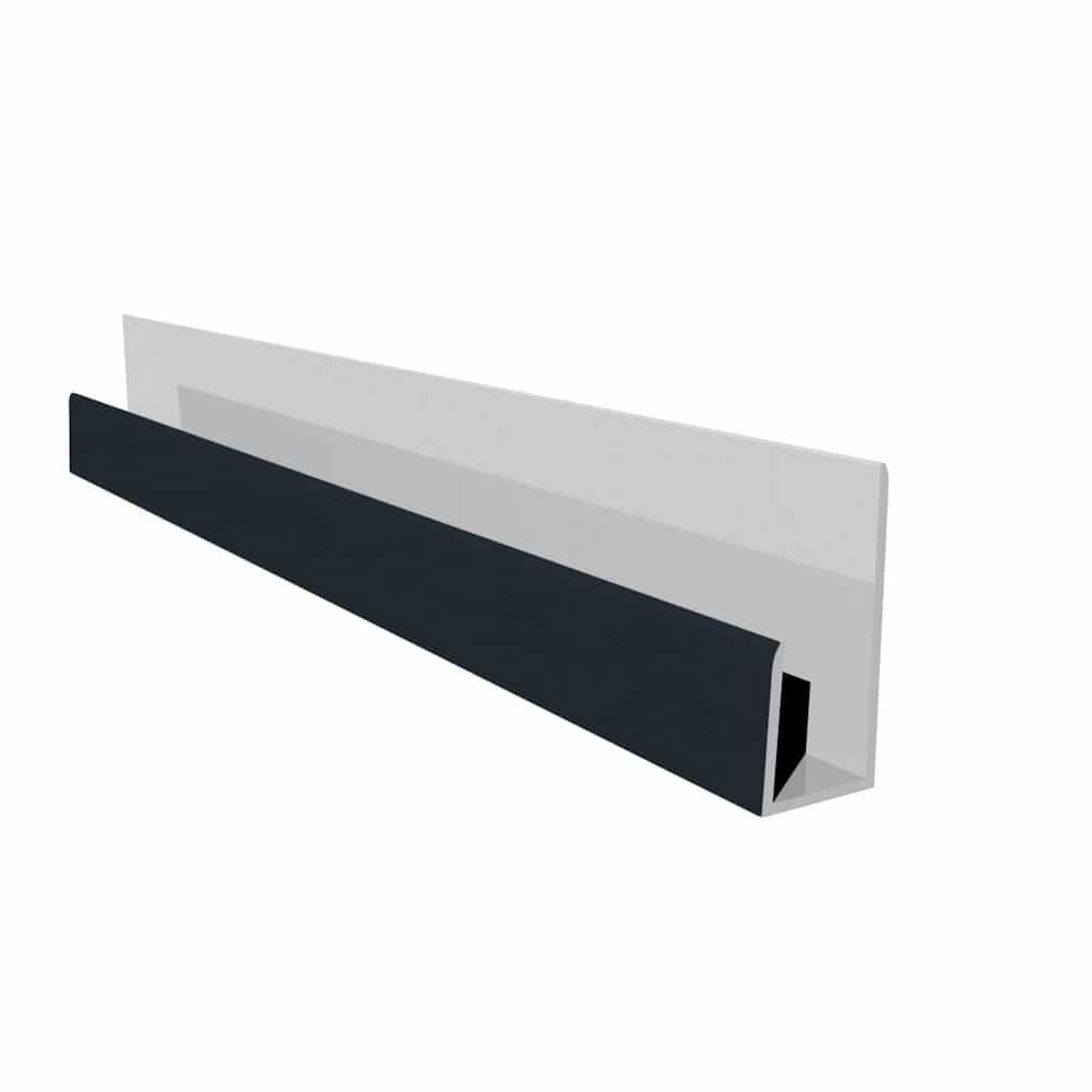 150mm-u-channel-w-grain-anthr-grey-ral7016-3m