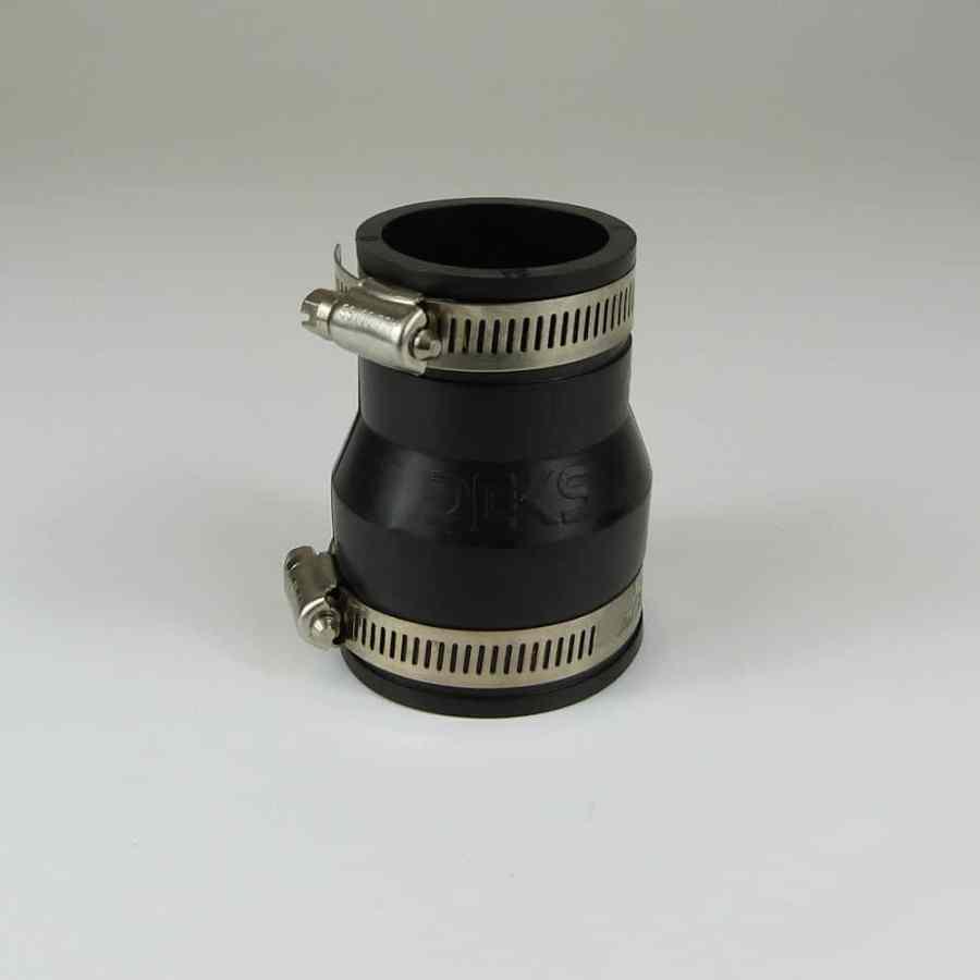 "Flexible Adaptor 2""- 1"" 1/2"" Reduce - 50mm-40mm"