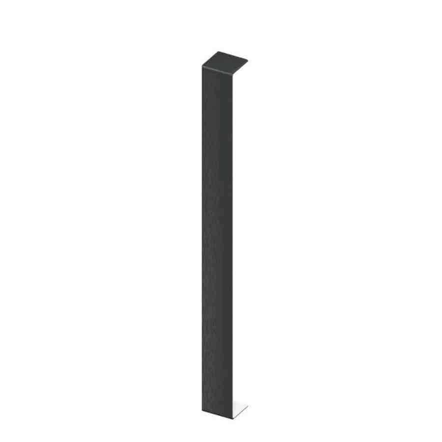 500mm Double Joiner W/Grain Anthracite Grey RAL7016