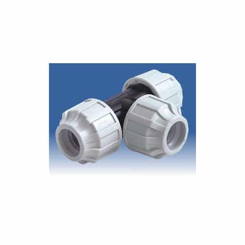 20mm MDPE Watermains Equal Tee