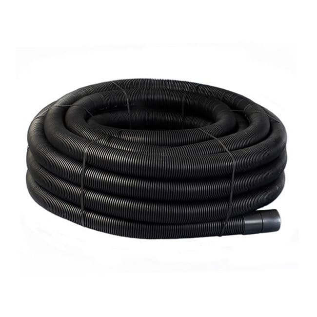 Black Electric Twinwall Ducting