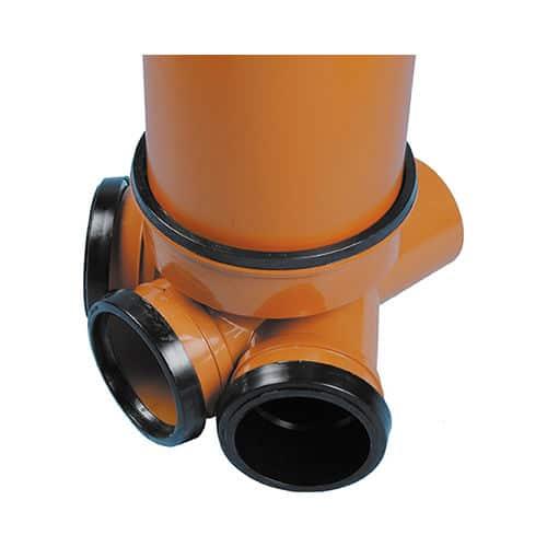 200mm Diameter Manhole Chamber Base`s