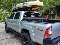 Double Cab W Roof Rack Tacoma World | Autos Post