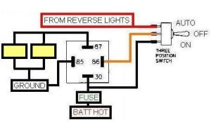 Auxiliary Reverse Lights | Page 6 | Taa World