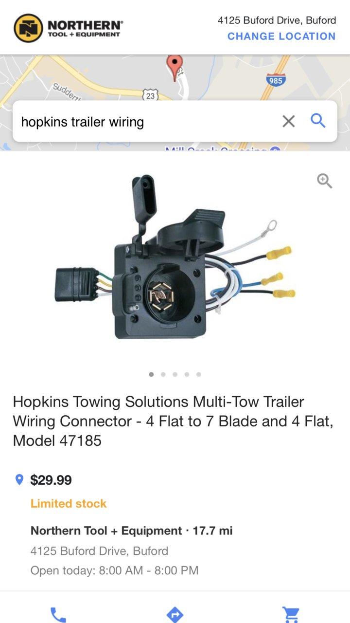 hight resolution of  7 pin adapter i bought 65245f6b 034c 4363 9b91 08b702ec152f jpg