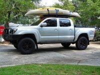 Baja Roof Rack Write up (pics and info) | Page 2 | Tacoma ...