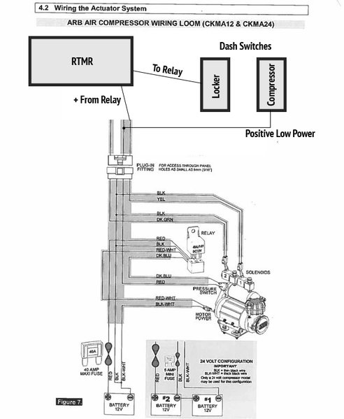 Arb Compressor Wiring Harness : 29 Wiring Diagram Images