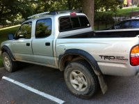 1st gen Double cab roof rack..Lets see some pics | Tacoma ...