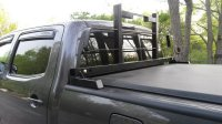 Adding a headache back rack (Magnum rack) | Tacoma World
