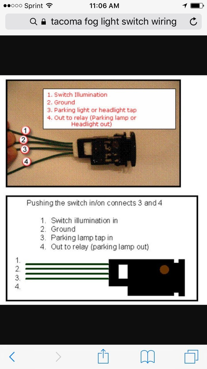 hight resolution of  wiring harness laser rocker switch relay fuse rh alibaba com fog light switches insulation
