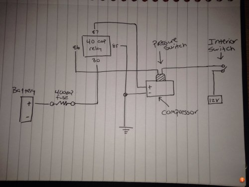 small resolution of arb ckma12 problems tacoma world arb compressor ckma12 wiring diagram