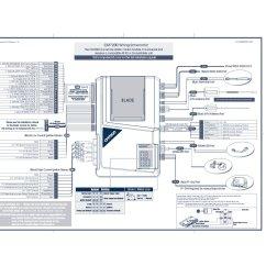 Compustar Wiring Diagram 1994 Ford Econoline Radio 2017 Tacoma H Key Cm7200 Install World