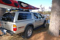 Roof Racks for 04' Double Cab | Tacoma World