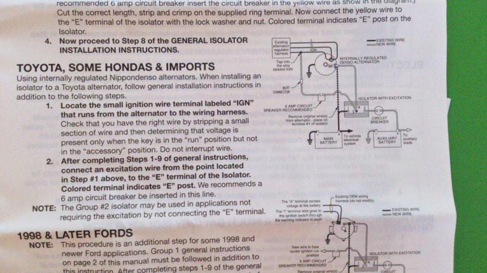 medium resolution of  diagram from the isolator manual for further clarification dsc 0410 39d1f813953cd7b066950942b61b699db7108f42 jpg