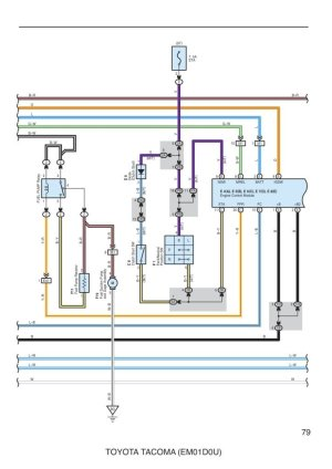 Wiring diagram for fuel pump | Taa World