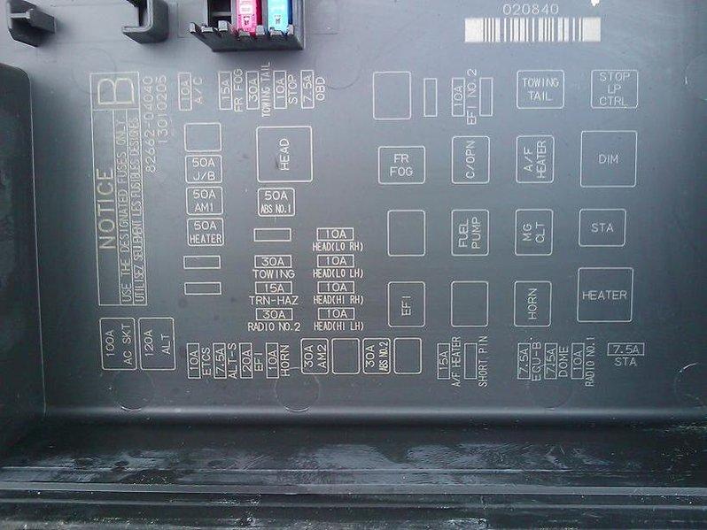 11 Flat Pin Relay Wiring Diagram 4 Pin To 7 Pin Conversion And Bc 2g Non Tow Pckg