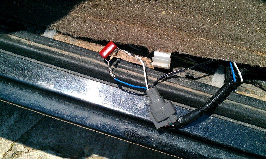 U2611 Oxygen Sensor Bypass Resistor